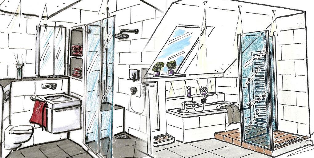 Kleine Badezimmer Perfekt Planen Und Realisieren
