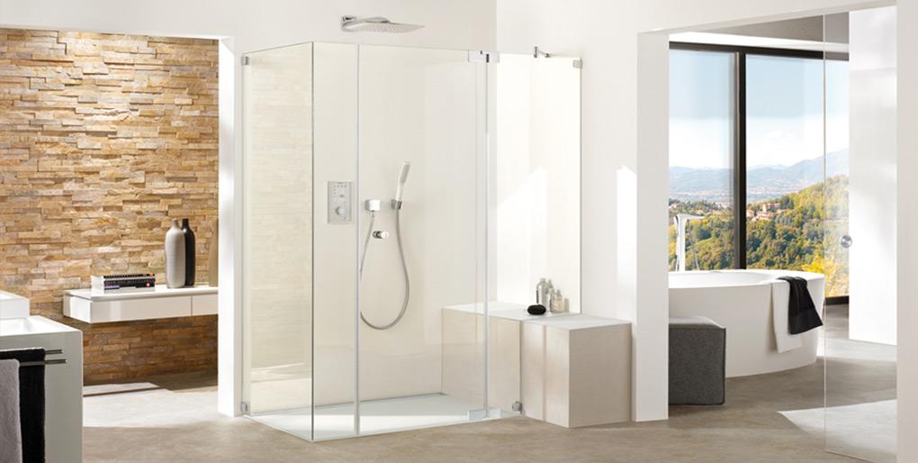 Duschkabinen Furs Bad Planen Und Einbauen Auch Schwellenlose Duschen