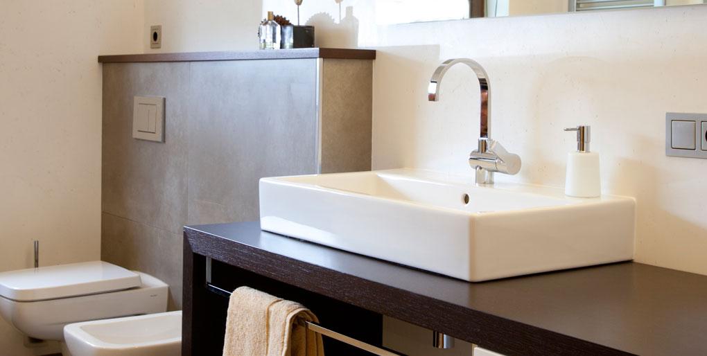 Schöne Waschbecken oder Waschtische für Badezimmer | mein ...